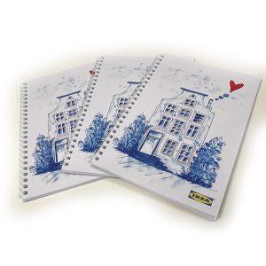 Notitieboekjes IKEA
