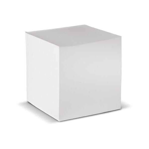 Kubusblokken met Notitieblaadjes